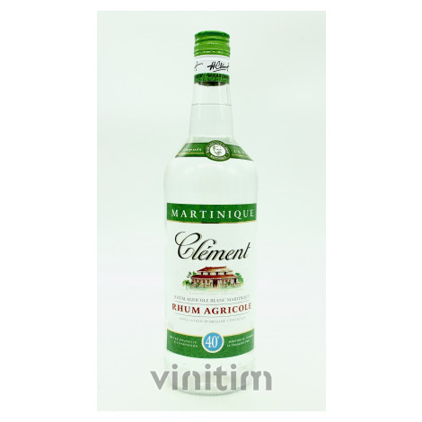 Clement Agricole White Rum