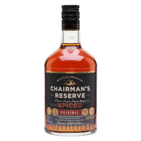 St. Lucia Chairmans Reserve Spiced